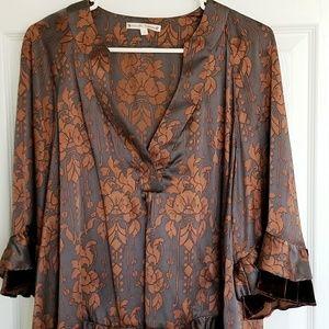 Gorgeous Nanette Lepore Silk Top Blouse